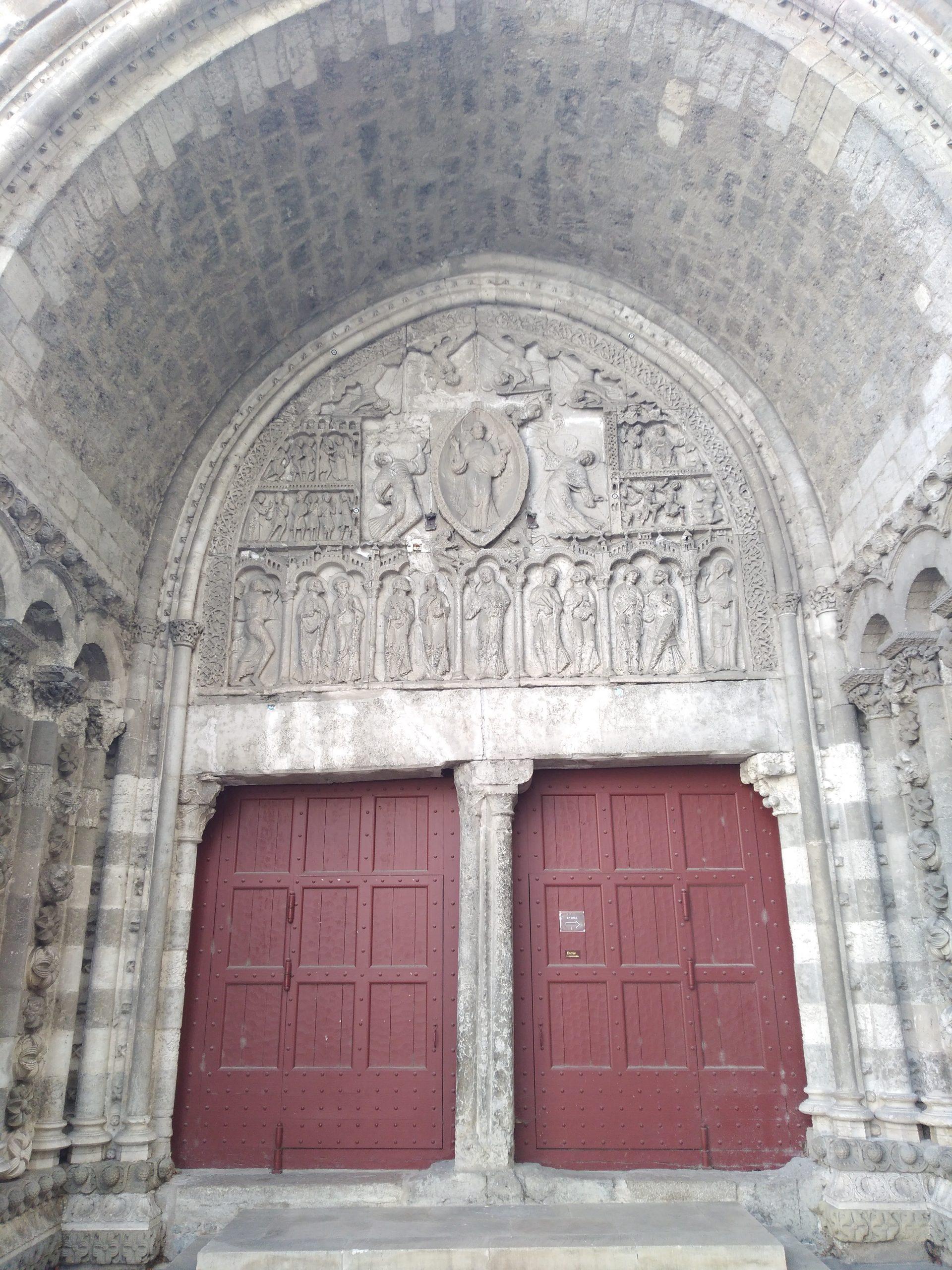 Portail Nord de la Cathédrale Saint-Étienne de Cahors